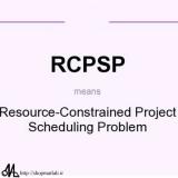 RCPSP