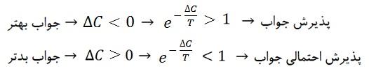 7 2 2 انواع الگوریتم های فراابتکاری